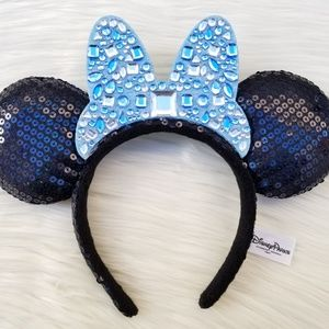 Disney Parks 60th Anniversary Minnie Mouse Ears